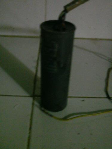 capacitor de lavadora semiautomatica en oferta