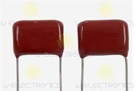 capacitor de poliester  68nf 200v 683k 200