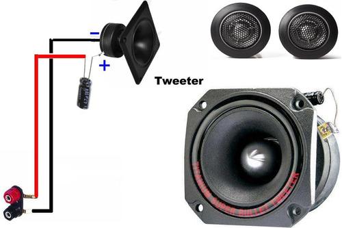 capacitor electrolitico np 2,2uf 63v para tweeter y drivers