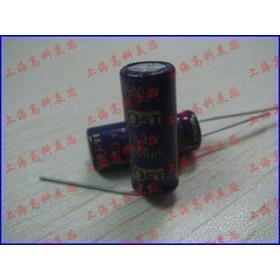 Capacitor Eletrolítico 1500uf X 16v 105° - 4 Peças