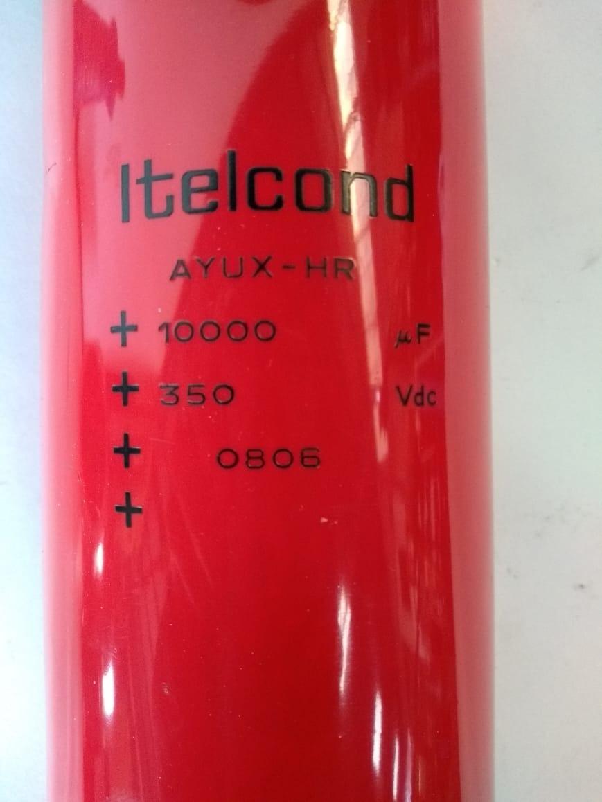 Condensatore Intelcond 350V 10000uF AYUX-HR