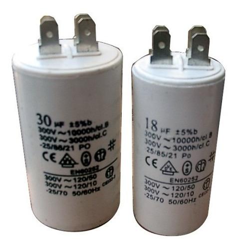 capacitor para qb-60 stanprof