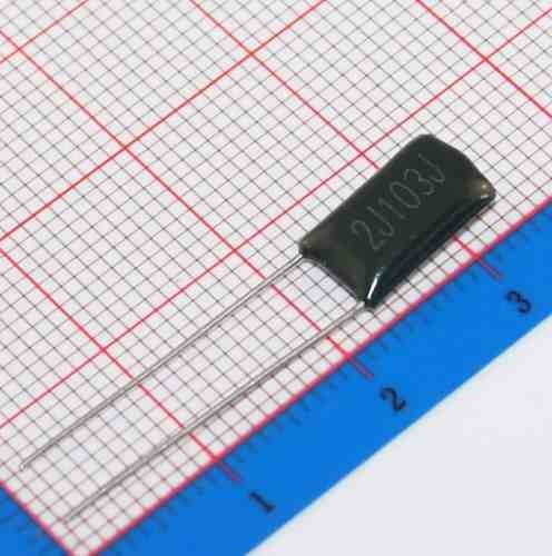 capacitor poliester x194 2j103j pack x 10 0.01uf 630v 2j103j