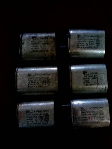 capacitores de microondas usados. somos servicio tecnico