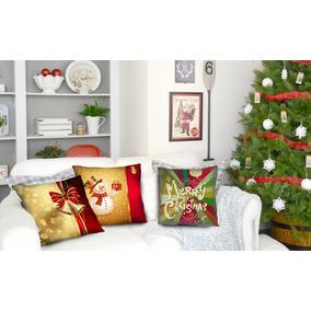 1033f5bc0 Almofadas De Natal - Decoração no Mercado Livre Brasil