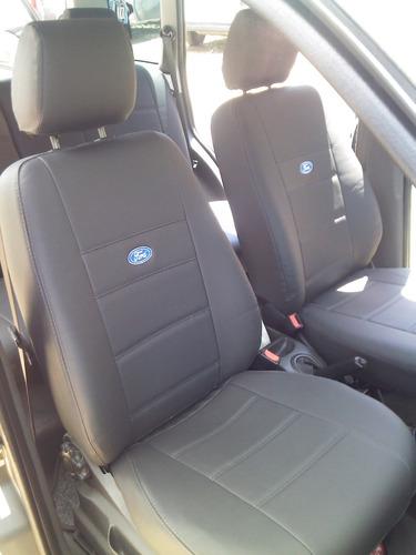 capas automotiva com meio  couro couro   para gol voyagen g5