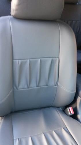 capas automotiva de couro ecologico 1.0 novo palio fiat 2015