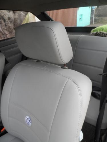 capas automotivas de couro courvin fiesta novo frete gratis