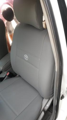 capas automotivas de couro ( courvin) hillux dupla nova 2008