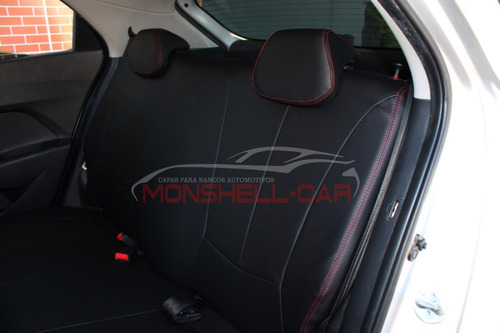 capas bancos automotivos couro carro hb20 comfort plus 2013