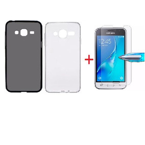 c9b22ce7de2e3 Capa Capinha Samsung Galaxy J1 Transparente - Acessórios para Celulares no  Mercado Livre Brasil