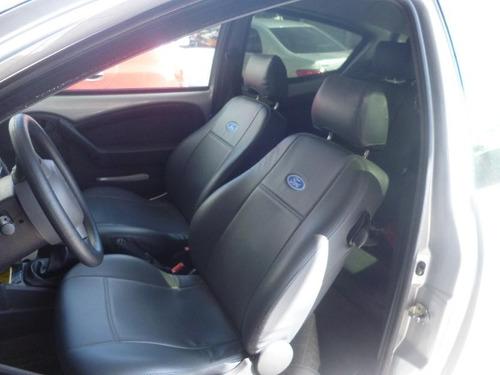 capas d banco automotivo d couro ecologico  para o fox novo
