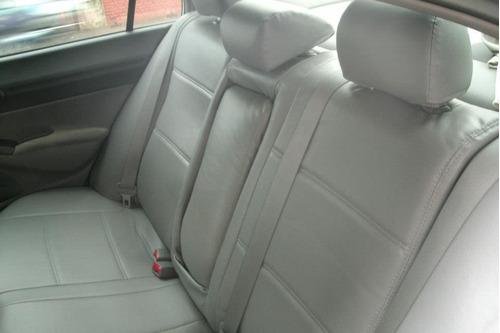 capas de  banco couro curvim de qualidade para corsa sedan