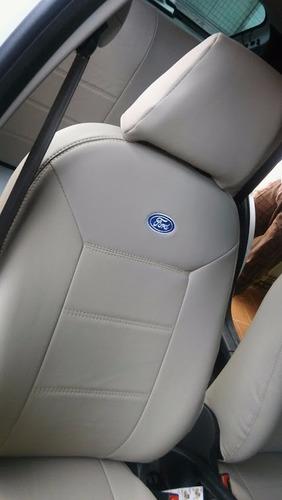 capas de  banco couro ecologico  para novo ford ka ate 2016