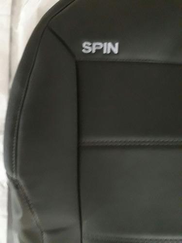 capas de banco de curvin ecológico do spin 7 lugares
