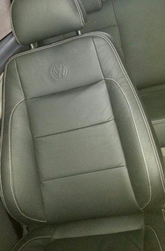 capas de banco em couro 100% - diversos veículos