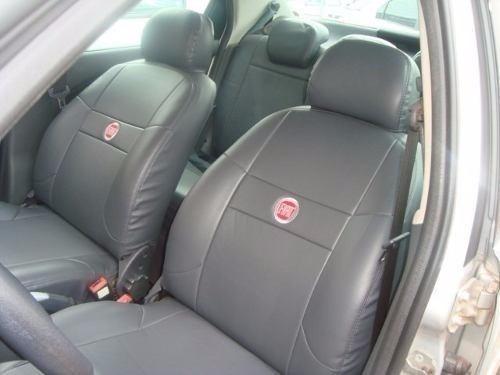capas de banco para carro 100% couro fiat palio weekend 2010