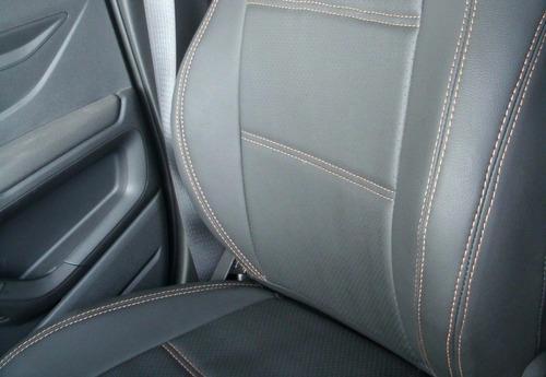 capas de bancos automotivos couro carro p/ onix 1.0 lt 2013