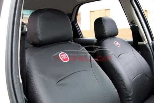 capas de bancos automotivos couro específicos p/ fiat siena