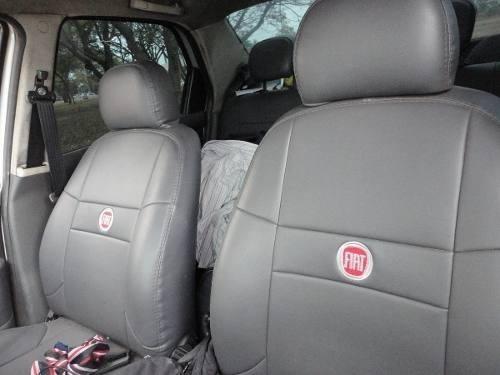 capas de bancos automotivos couro específicos p/ fiat uno