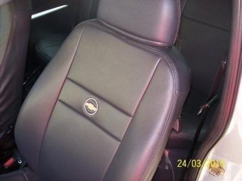 capas de bancos automotivos couro específicos p/ gm prisma