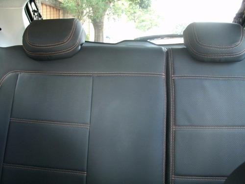 capas de bancos automotivos de couro p/ carro onix 1.0 2013