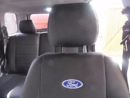 capas de bancos para carro 100% couro ecológico ford ka 2010