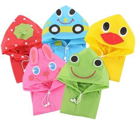 capas de chuva para crianças