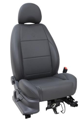 capas de couro p/ novo ka hatch e sedan