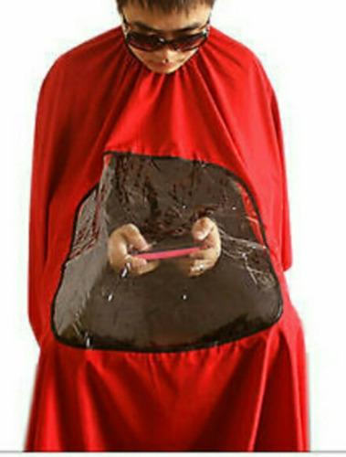 capas de peluquería pantalla transparente celular tablet ..