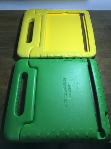 capas de proteção ipad 2, 3, 4 para crianças