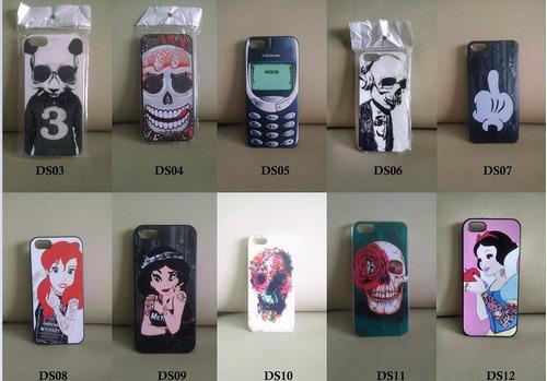 capas iphone 5 e 5s temáticas originais eua