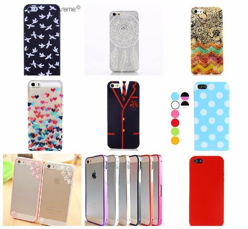 capas iphone 5/5s