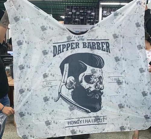 capas para barberia