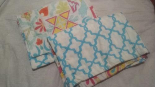 capas para travesseiros dupla face
