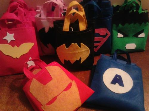 capas superheroes cotillon mascara capa bolso azukiel