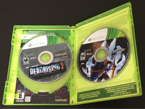 capcom essentials para xbox 360