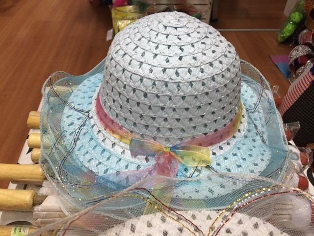 Capelinas Para Niñas - Sombreros Nenas - Última Moda !!! -   90 3fe2c7fd0c5d