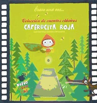 caperucita roja: libro-cine(libro infantil)