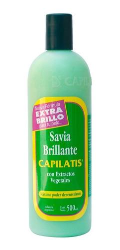 capilatis savia brillante 500ml