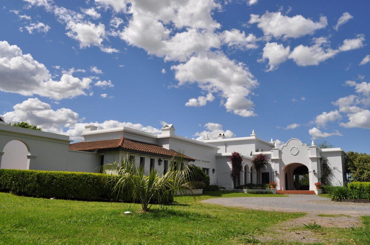 capilla del señor lotes en barrio de chacras