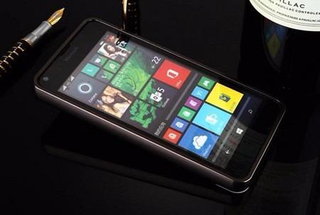 capinha bumper espelhada celular nokia lumia 730 735