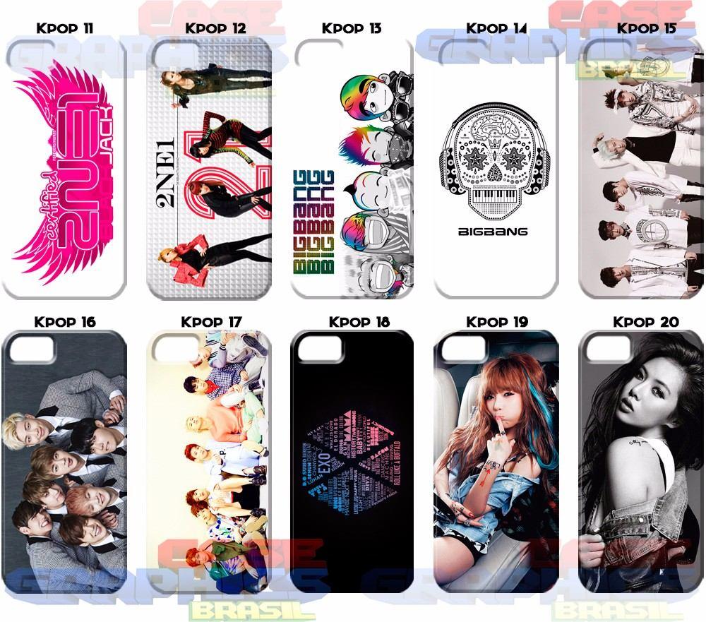 Capinha Capa 3d K Pop Bts Kpop Samsung J1 J2 J3 J5 J7