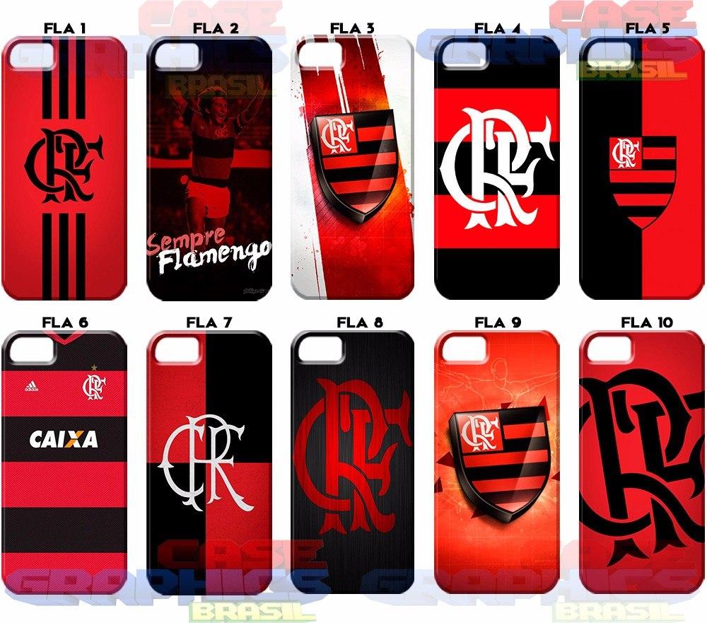 Capinha Capa Case Celular Flamengo Samsung S3 S4 S5 S6 S7