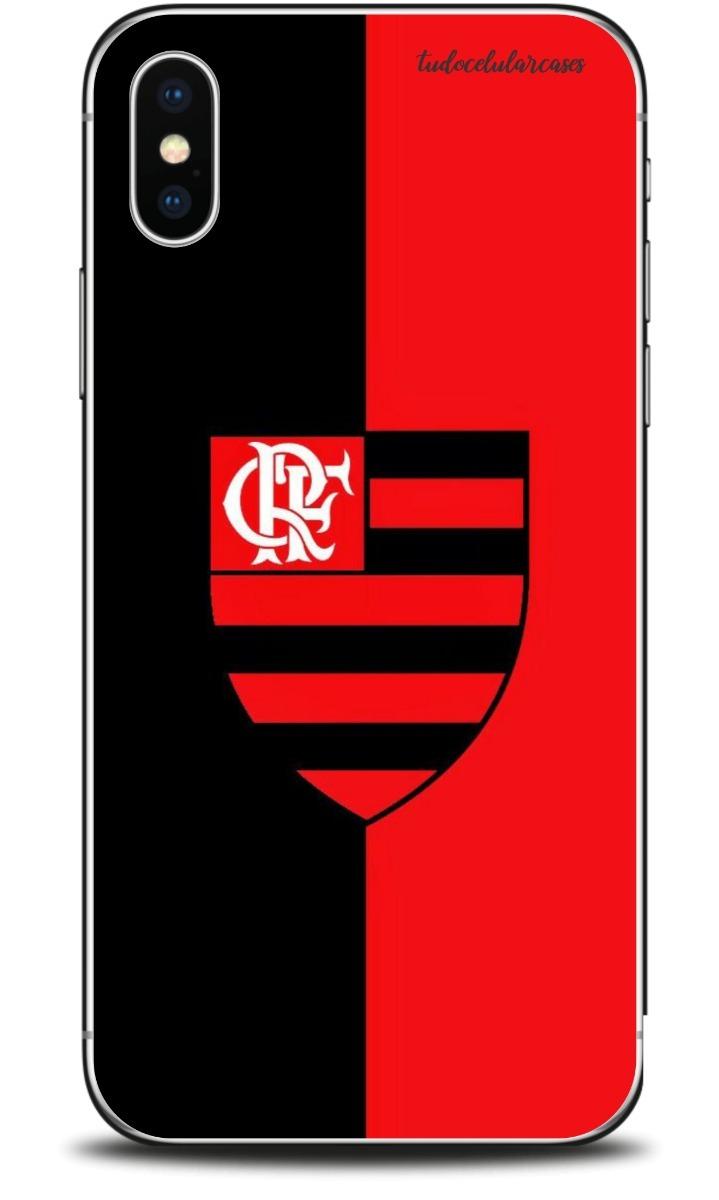 45740ad89811a Capinha Capa Case De Celular Personalizada Flamengo Lg K11 - R  24 ...