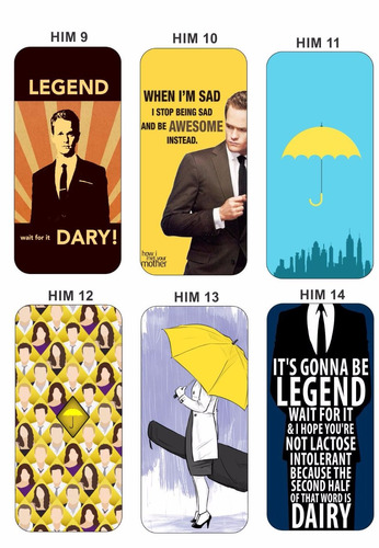 capinha capa case how i met your mother - galaxy grand duos