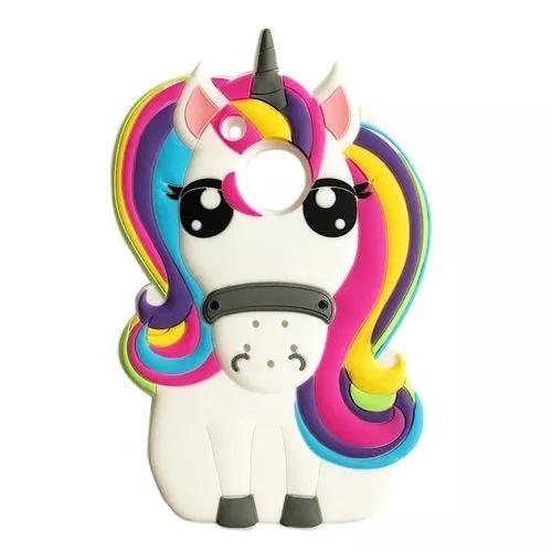 Capinha Capa Case Moto G5s G5 S G5s G4 Play Plus Unicornio