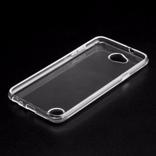 capinha capa case silicone tpu lg k10 power + pelicula vidro