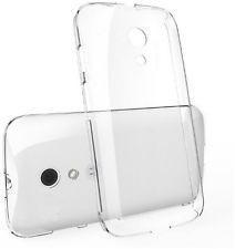 capinha capa case transparente tpu silicone moto g2 top