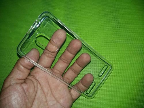 capinha capa gel celular lenovo vibe k6 dual